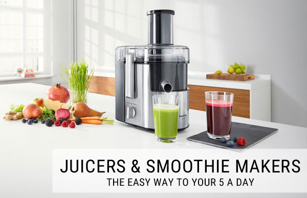 Buy Juicers & Smoothie Makers
